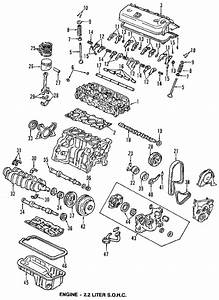 1994 Honda Accord Parts