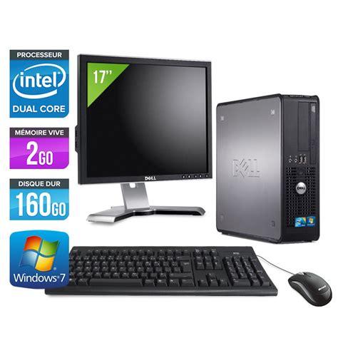 pc bureau pas cher neuf ordinateur de bureau pas cher d occasion 28 images