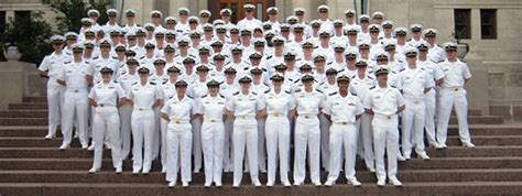 rotc naval science nursing program academic bulletin