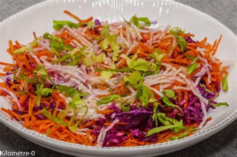 cuisine truite salade de betterave crue et radis noir kilometre 0 fr