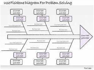 0314 Business Ppt Diagram Use Fishbone Diagram For Problem