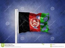 Independence Day Afghanistan Vector Illustration