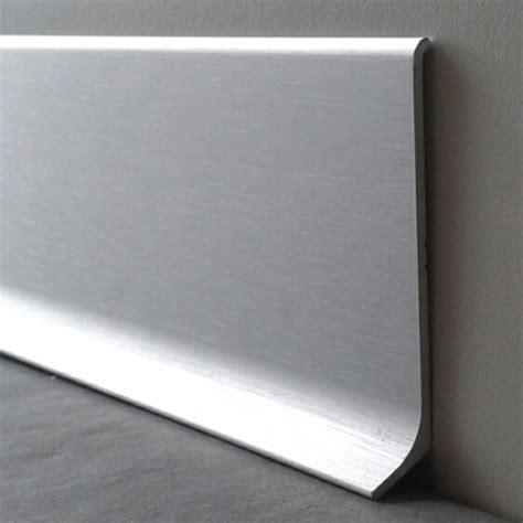 plinthe cuisine alu plinthe alu anodisé brossé 60mm plinthe alu com