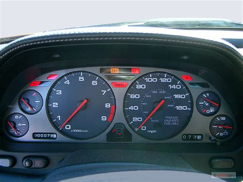 Acura Tsx 2004 Cluster by Image 2003 Acura Nsx 2 Door Nsx T Open Top 3 0l Auto