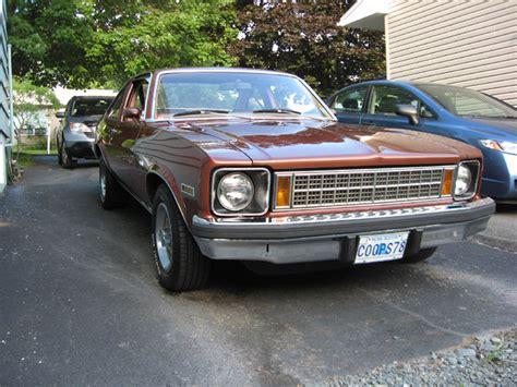 Maritime Classic Cars  1978 Nova For Sale