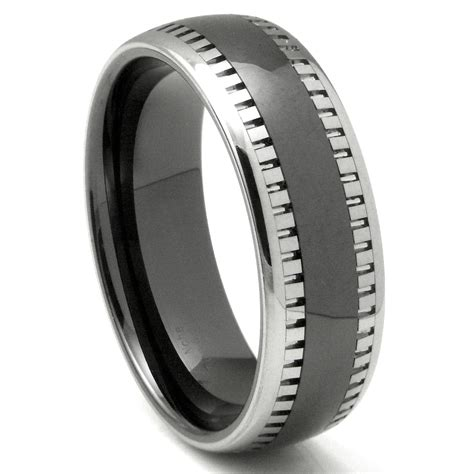 latest strongest metal wedding bands