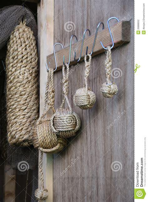 marine decoration stock photography image