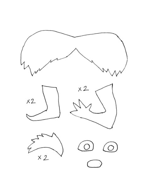 lorax mustache template get creative with the lorax roll a dice lorax smashed peas carrots