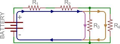 Series Circuit Characteristics Voltage Current