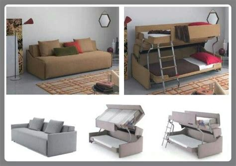 Bunk Beds With Settee by Sofa Bunk Beds Decor Sofas