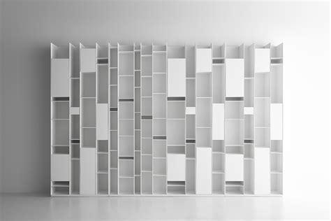 random modular bookcase   unique design mdf italia