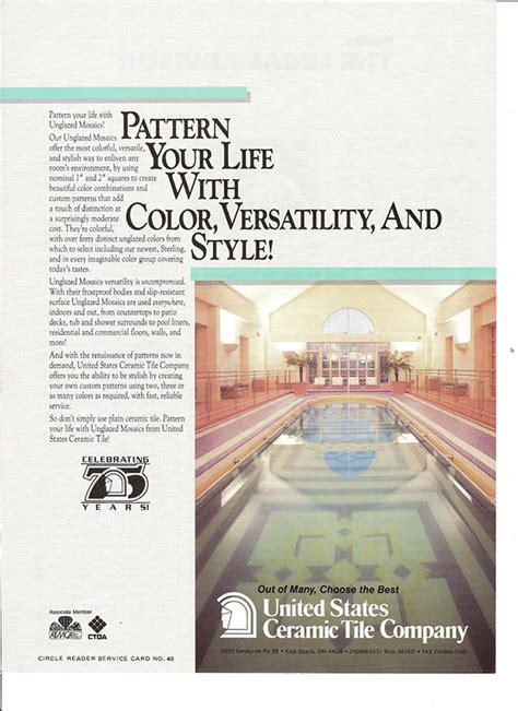 united states ceramic tile company presents on behance