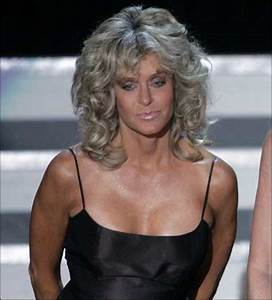 Feathered Farrah Fawcett Haircut
