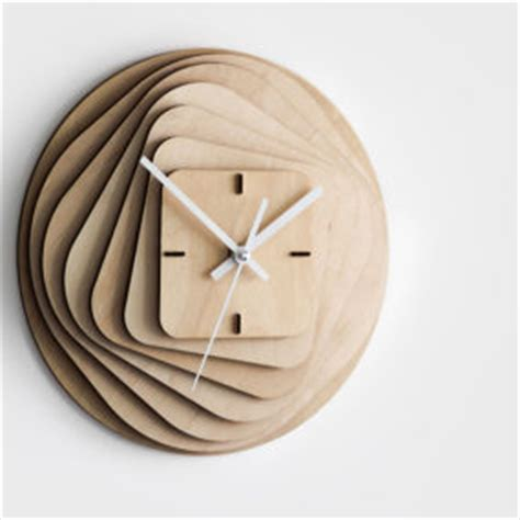 turquoise home accents 25 modern wall clocks that will change your view on