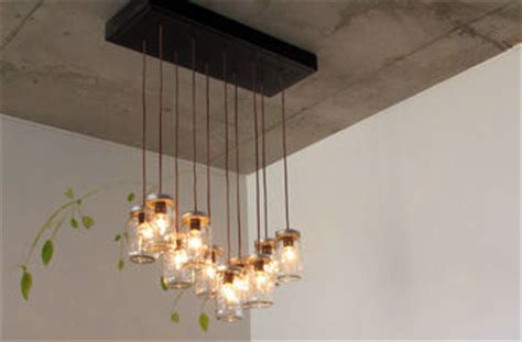 jar chandelier 10 steps with pictures