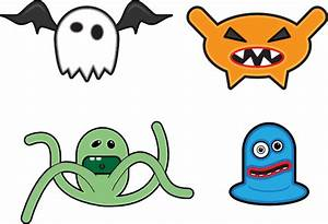 Scary Monster Drawings | Clipart Panda - Free Clipart Images