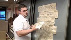 Verblender Steinoptik Innen : mauerverblender naturstein verblender gold quarzite youtube ~ Michelbontemps.com Haus und Dekorationen