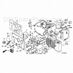 Honda Eu20i Generator Workshop Wiring Diagram