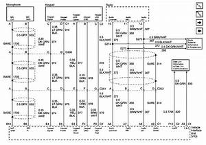2000 Cadillac Escalade Stereo Wiring  I Would To Integrate
