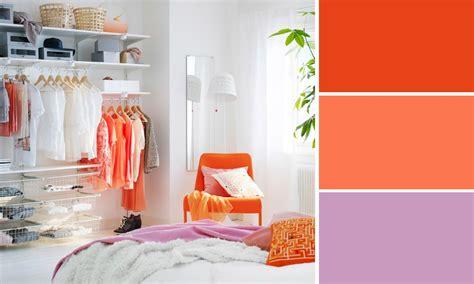 chambre orange ophrey com deco chambre orange et blanc prélèvement d
