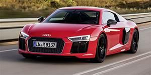 Audi R8 V10 Plus : 2016 audi r8 v10 and v10 plus first drive review ~ Melissatoandfro.com Idées de Décoration