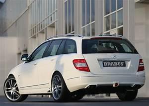 Mercedes Benz Classe C Break : mercedes classe c break by brabus ~ Maxctalentgroup.com Avis de Voitures