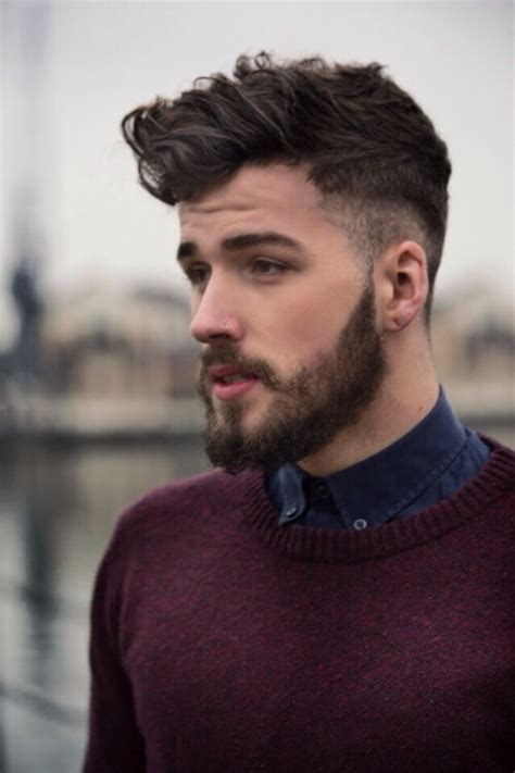 hairstyle with beard the 3 best hairstyle beard combinations
