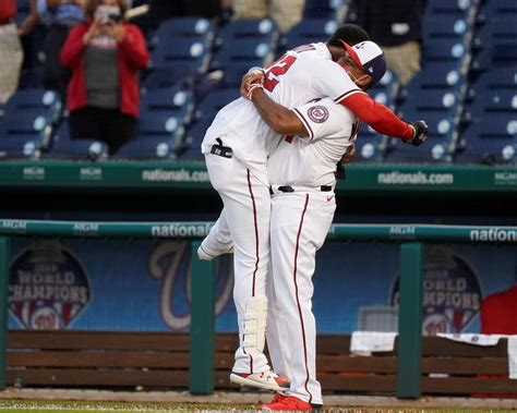 Soto's single lifts Nationals over Braves in delayed ...