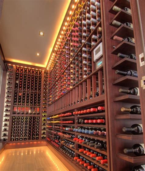 Lighting Led Wine Room by Intoxicating Design 29 Wine Cellar And Storage Ideas For