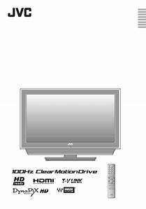 Jvc Flat Panel Television Lt
