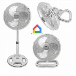 Kipas Angin Maspion Power Fan Pw 451 3 In 1    Pw451  3 In