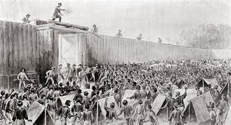 Amerikas drausmīgākā koncentrācijas nometne - Andersonvila ...