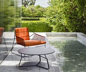 Terrassen lounge sessel aus edelstahl modern terrasse for Terrassen lounge