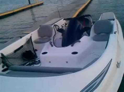 Jet Ski Sport Deck Boat by Jet Skiing And Shuttle Craft Boat At Lake Merwin Doovi