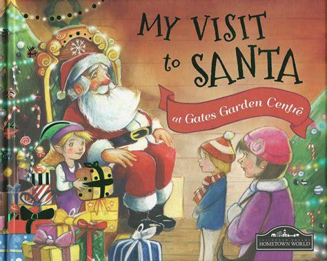 visit santas grotto  gates garden centre leicestershire