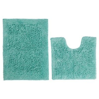 Tesco Doormat by Buy Tesco Pedestal And Bath Mat Set Mint From Our Bath