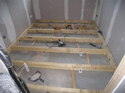 dalle beton leger sur plancher bois plancher bois isol 233 sur dalle b 233 ton 8 messages