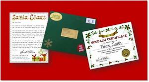 letter from santa top santa letters With best santa letter packages