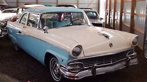 1956 Ford Customline 272 V8 At Country Classic Cars