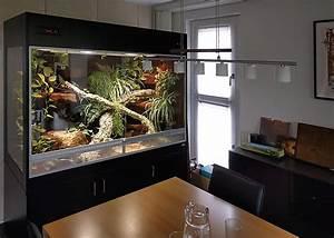 Pflanzen Für Terrarium : terrarium f r schlangen mit seitenfenster und unterschrank ~ Orissabook.com Haus und Dekorationen