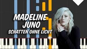 Licht Ohne Netzanschluss : schatten ohne licht madeline juno piano tutorial youtube ~ Watch28wear.com Haus und Dekorationen