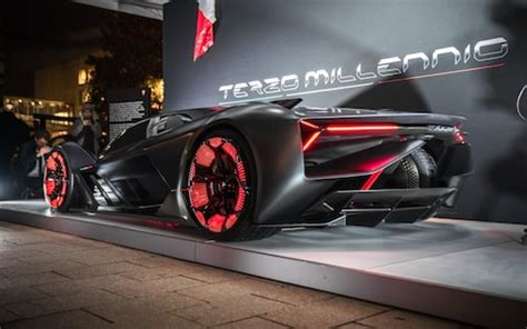 Lamborghini Creates World's First 'selfhealing' Sports Car