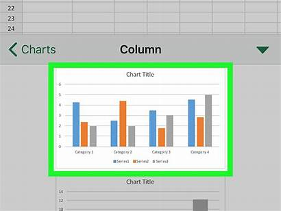 Excel Bar Chart Create Stacked Ipad Iphone