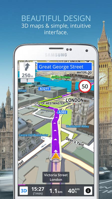navigation app for android free gps navigation maps sygic apk free android app