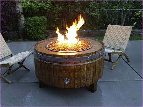 Backyard Propane Pit by Portable Pit Outdoor Propane Pit On Your Patio