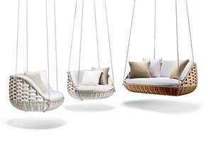 Outdoor Swing Couch Image