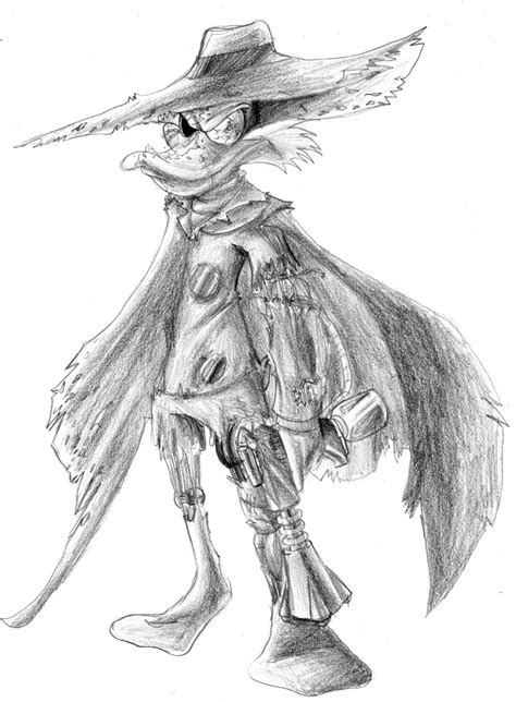 Epic Mickey Souless Darkwing By Gblastman On Deviantart