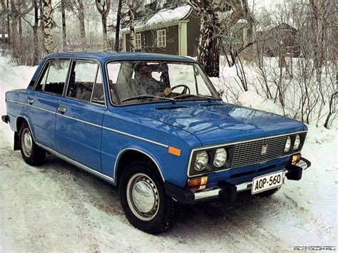 Lada The Canadian History 1979-1998