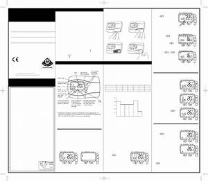 User Manual Drayton Digistat 2rf  2 Pages