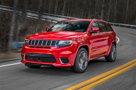 jeep trackhawk back jeep 39 s price for world 39 s fastest suv only motors
